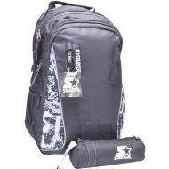 97b1882b17a02 Plecak Starter 0082 szary (2-528)